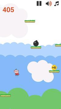 Pig Peppy Jump screenshot 11