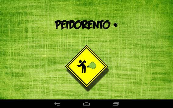Peidorento PLUS apk screenshot