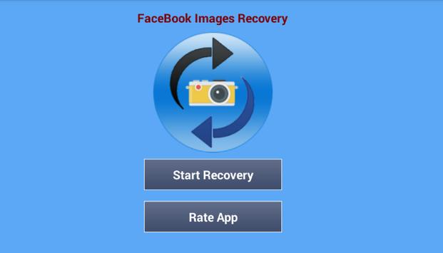 Recovey facbook Photo Guide screenshot 2