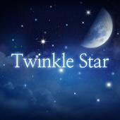 Twinkle Star Atom Theme icon