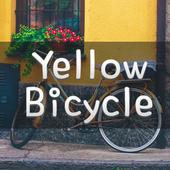 Yellow Bicycle icon