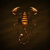 Desert Scorpion Atom Theme icon