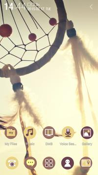 Dreamcatcher Atom Theme apk screenshot