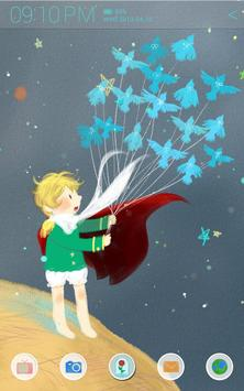 The Little Prince Atom (free) apk screenshot