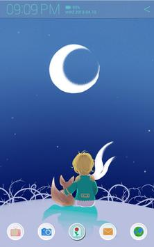 The Little Prince Atom (free) poster