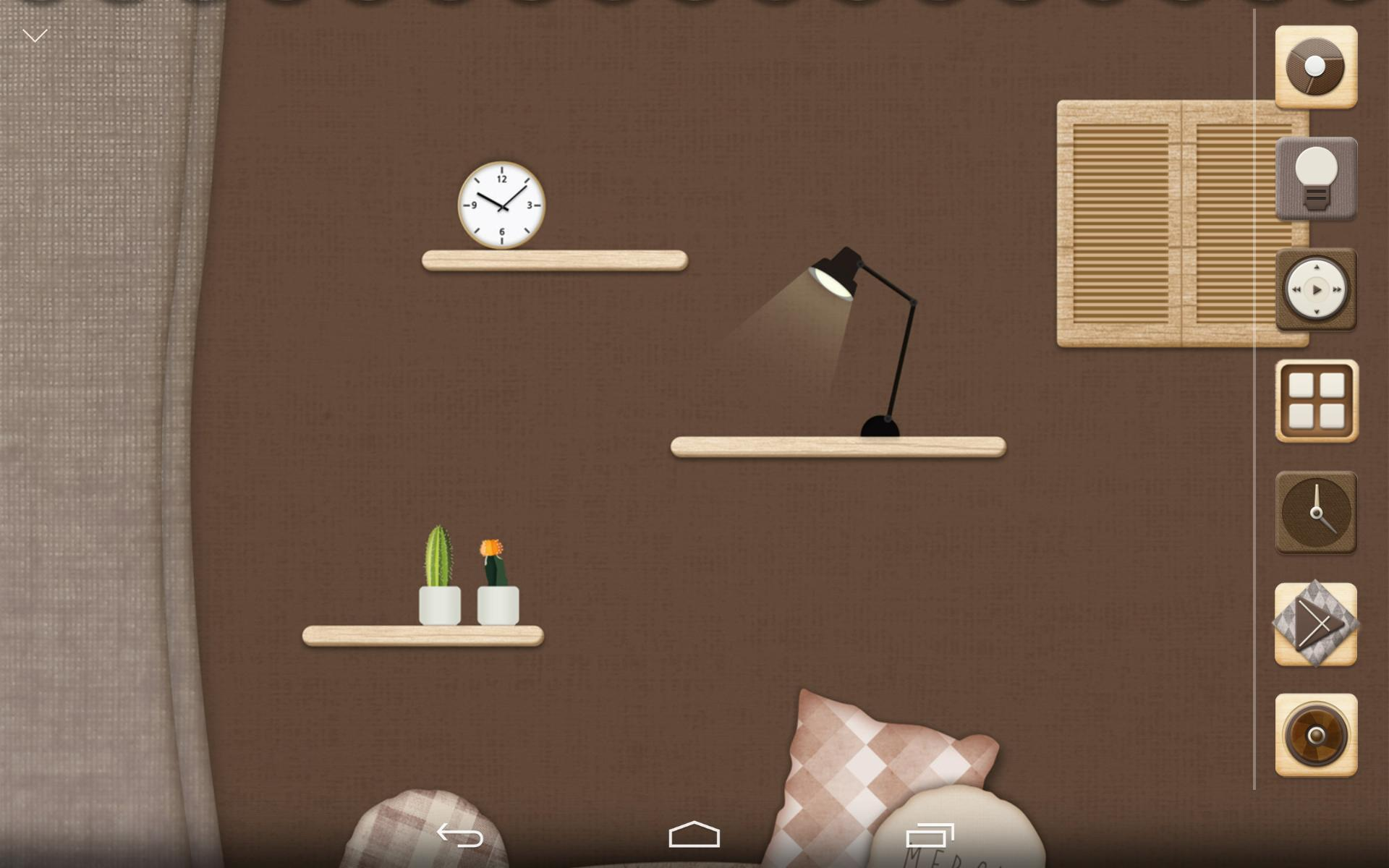 My room Atom Theme for Android - APK Download
