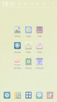Pastel Check Atom Theme screenshot 3