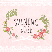 Shining Rose Atom Theme icon