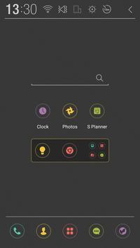 Simple Color Atom Theme apk screenshot