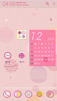 sweet berry mas_ATOM theme apk screenshot