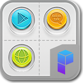 Your Vitamin Launcher Theme icon