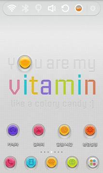 Your Vitamin Launcher Theme screenshot 1