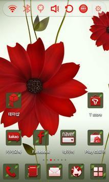 Daisy Flower Launcher Theme poster
