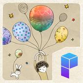 Dream Delivery Launcher Theme icon