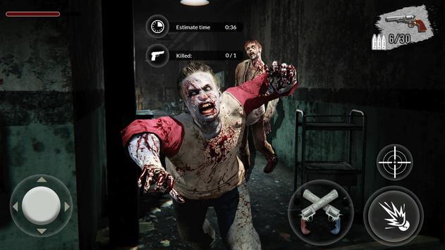 Last Day Zombie Shooter screenshot 1