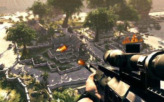Sniper Shooter 3d - Real Mission apk screenshot