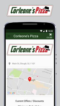 Corleone's Pizza poster