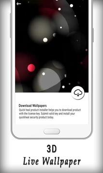 3D Live Wallpaper screenshot 6