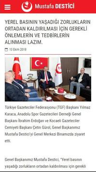 Mustafa Destici screenshot 2