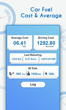Car Fuel Cost And Average screenshot 3