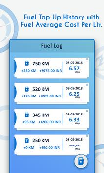 Car Fuel Cost And Average screenshot 1
