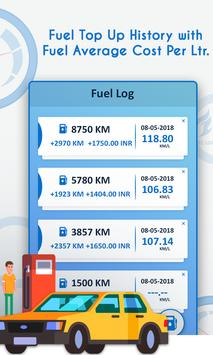 Car Fuel Cost And Average screenshot 2