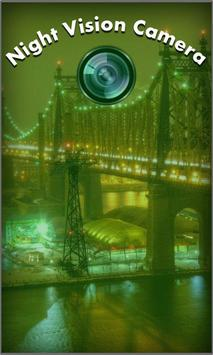 Night Vision Camera poster