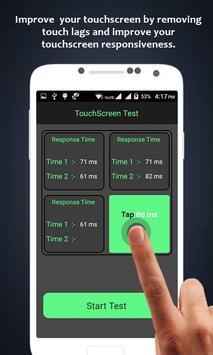 Touch Screen Calibration & Test apk screenshot