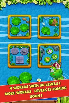 Froggy Jump 2 - Bouncy Time HD screenshot 4