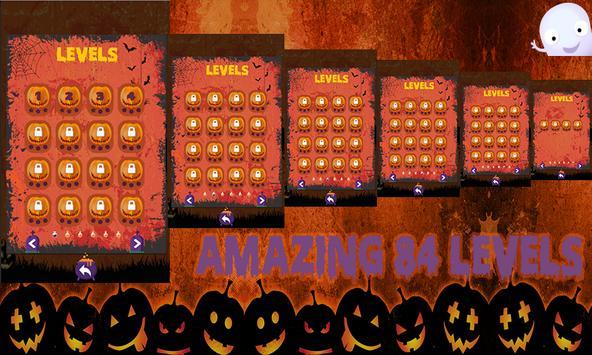 Halloween Monster Super Match apk screenshot