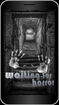 Horror effect poster