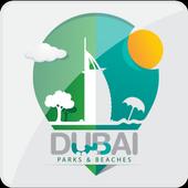 Dubai Parks & Beaches icon