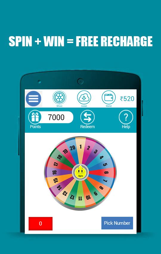 Free Recharge - Earn TalkTime for Android - APK Download