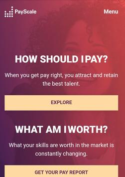 -payscale- Salary Comparison, Salary Survey, Wages poster