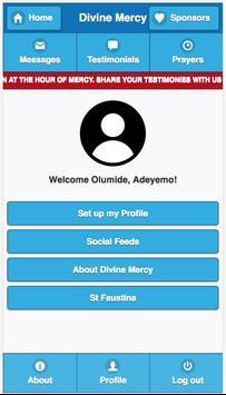 Divine Mercy Alert screenshot 2