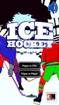 Ice Hockey Rage - Championship poster