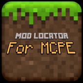 Mod Locator For MCPE icon