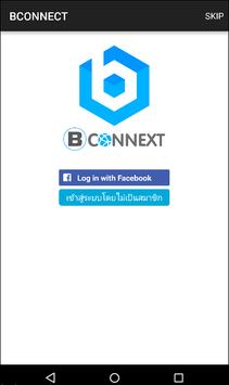 BCONNEXT poster