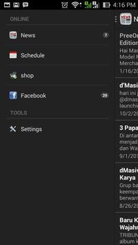 d'Masiv Band apk screenshot