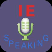 IE Speaking Practice icon
