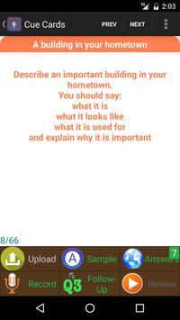 IE Speaking Practice apk screenshot
