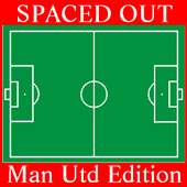 Spaced Out (Man Utd FREE) icon