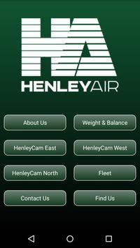 Henley Air poster