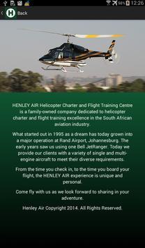 Henley Air apk screenshot