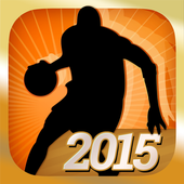 Hoops Rivals Basketball Game icon