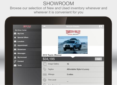Temecula Valley Toyota apk screenshot
