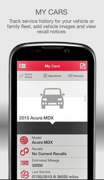 CardinaleWay Acura apk screenshot