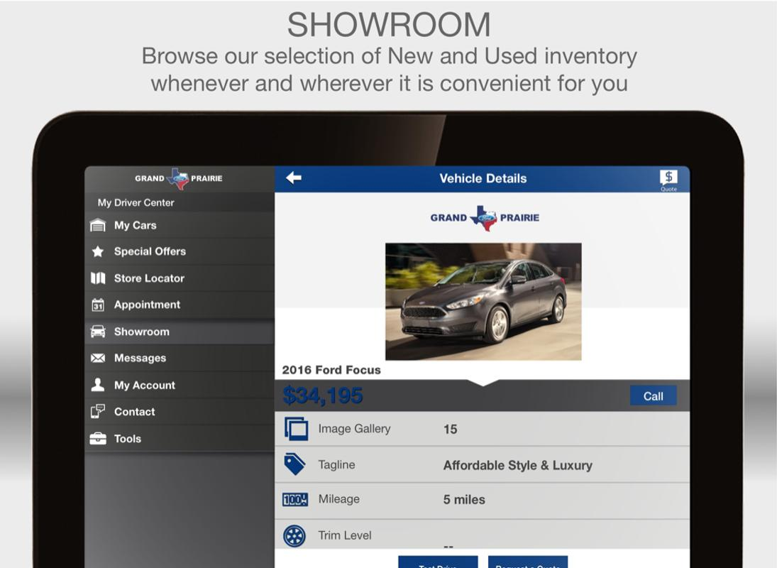 Grand Prairie Ford For Android Apk Download