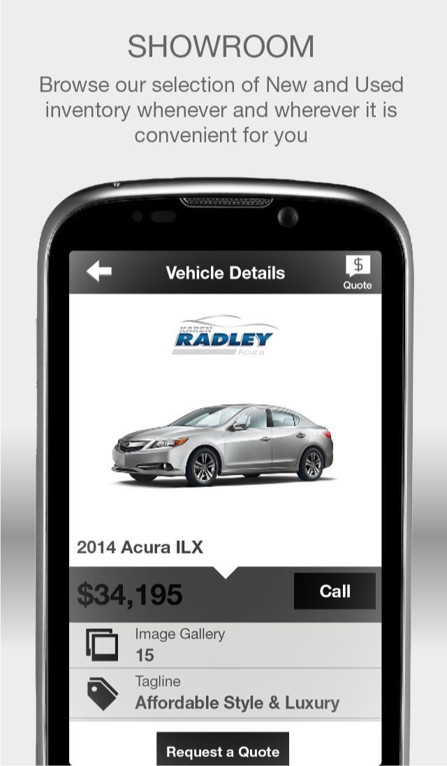 Karen Radley Acura >> Karen Radley Acura For Android Apk Download