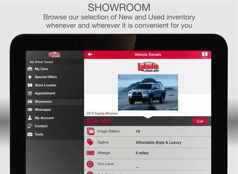 My Labadie Toyota apk screenshot
